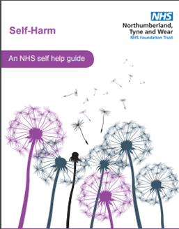 NHS  Self-Harm  An NHS self help gu.de